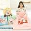 หมอนผ้าห่ม ลายกระต่าย Molang สีเหลือง มีหูหิ้ว ++ หมดค่ะ ++ thumbnail 7