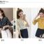 คอลเลคชั่นเสื้อแฟชั่นสตรี หลายแบบหลากสไตล์ ส่งท้ายปี 2017 - 678 thumbnail 5