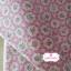 ผ้าคอตตอนลินินญี่ปุ่น 100% 1/4 ม.(50x55ซม.) พื้นสีชมพู ลายดอกไม้ thumbnail 1