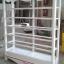 ตู้โชวชั้นวาง วินเทจสีขาว สำหรับบ้านเเละร้านค้า ยาว150 thumbnail 2