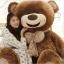 ตุ๊กตาหมีบราวน์ ยิ้ม ตัวใหญ่ม๊าก อ้วนม๊ากๆ thumbnail 6