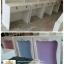 โต๊ะเคาน์เตอร์สูงวินเทจ สีขาว สำหรับร้านค้า thumbnail 12