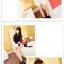 เสื้อแขนยาวแฟชั่นเกาหลี ตัดเย็บกับลายลูกไม้ เบาสบายด้วยเนื้อผ้าชีฟอง thumbnail 14