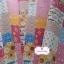 ผ้าคอตตอนลินินญี่ปุ่น 100% 1/4 ม.(50x55ซม.) ลายต่อผ้า โทนสีชมพู thumbnail 3