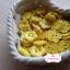 กระดุมลายดอกไม้สีเหลือง ขนาด 1.5 ซม. จำนวน 12 เม็ด(1โหล) thumbnail 1