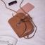 กระเป๋าหนัง สะพายข้างแฟชั่นเบาๆ สีสวย หนังเนียนๆ thumbnail 5