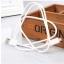 สาย Micro USB (B) Programming Cable White (100cm) ยาว 1เมตร สีขาว thumbnail 1