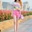 เสื้อยืดแฟชั่นคอกลม สกรีนลวดลายสุดชิค สีสัน colorful สุดๆ thumbnail 2