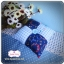 หมอนปักเข็มหมุด โทนสีฟ้า thumbnail 3