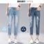 กางเกงยีนส์ลุคเซอร์ๆ แนวๆ ในแบบขา 5 ส่วน ดูแนวไม่เหมือนใคร thumbnail 8