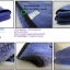 ผ้าไมโครไฟเบอร์ (เกรด พรีเมี่ยม) ขนาด 16x16 นิ้ว (FP16) - KOREA thumbnail 2
