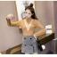 เสื้อแฟชั่นเกาหลีสวยๆ คอเต่าผ้านิ่ม คาดลายเหมือนคอวี ทั้ง 2 ด้าน ดูเก๋จริงๆ thumbnail 29
