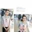 เสื้อแจ็คเก็ตแฟชั่น สีสันทูโทน ขนาดกระชับหุ่น ใส่สบาย thumbnail 4