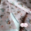 ผ้าคอตตอนเกาหลีแท้ 100% 1/4 เมตร (50x55 cm.) ลายผีเสื้อเกาหลี thumbnail 3