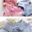 ชุดเสื้อสำหรับเด็ก ลายตรงสีสวยๆ ขนาดมีให้เลือกหลายไซด์ thumbnail 12