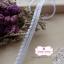 ลูกไม้แต่งปอมปอมเล็กสีขาว กว้าง 1 ซ.ม. thumbnail 4