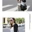 Pre Order กระเป๋าหนังสีดำคุณภาพ สำหรับสาวๆ ที่ชอบพกของใช้หลายอย่างไปไหนมาไหน ใบนี้ตอบโจทย์ที่คุณต้องการ thumbnail 7