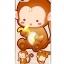 เคสไอโฟน 7 (TPU Case) เคสไอโฟน 12 ราศี ปีวอก thumbnail 1