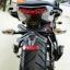 ท้ายสั้น ER6n/6f มีไฟส่องป้าย แบรนด์ CK Moto X [Er6n/6f Tail Tidy Dragonfly] thumbnail 1