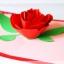 A40 การ์ด ดอกกุหลาบ Valentine thumbnail 8