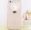 เคสไอโฟน 6 Plus / 6s Plus (TPU case หักบิดงอได้) สีขาวใส ประดับเพชรเรียบหรู thumbnail 2