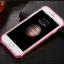 เคสไอโฟน 7Plus (เคสยางนิ่ม + ที่สอดนามบัตร + เรืองแสงได้ +กันกระแทกเครื่อง) แบบชมพูใส thumbnail 20