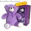 ตุ๊กตาหมี สีม่วง thumbnail 1