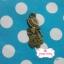 ตัวห้อยซิปทองเหลือง น้องซู ขนาด ก 1.5 x ส 3 ซม. thumbnail 1