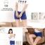 กางเกงขาสั้นแฟชั่นสุภาพสตรี สีสันสดใส ใส่ชิลๆ ได้ทุกวัน สีสันจัดจ้านโดนทุกวัย SET3 thumbnail 11