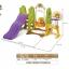 ชิงช้า สไลเดอร์ โกล์ฟุตบอล เกาหลี Yaya Premium Playground สีเขียว thumbnail 1