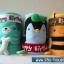 สายผ้าคาด ผ้าห่มม้วนตุ๊กตา วันเกิด (Happy Birthday) สีน้ำตาล ## พร้อมส่งค่ะ ## thumbnail 7