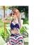 ชุดว่ายน้ำพร้อมเสื้อคลุมลายเก๋ๆ สวยลงตัว ใส่แล้วดูดีสุด thumbnail 22