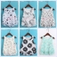 เสื้อแฟชั่นเกาหลีแขนกุด SET1 ลายสวย เบาสบายด้วยผ้าชีฟอง นา่ใสชิลๆ ในช่วง summer นี้จริงๆ thumbnail 1