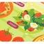 เสื่อ Funnylon (Food World) thumbnail 6