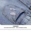 กางเกงยีนส์แฟชั่น ขา 5 ส่วน เอวยางยืด ช่วยให้สาวๆ สวมใส่สบายๆ ไม่อึดอัด thumbnail 16