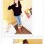 เสื้อไหมพรมเกาหลี ใส่เก๋ นุ่มสบาย เหมือนเพื่อนคู่ใจสำหรับสาวๆ thumbnail 7