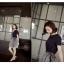 เดรสแฟชั่นเกาหลี มาในแบบ 2 ชิ้น สำหรับสาวๆ ที่ชอบเพิ่มลูกเล่นให้กับชุด ชุดนี้ตอบโจทย์คุณสาวๆ แน่ๆ thumbnail 7