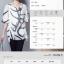 เสื้อแฟชั่น ผ้าชีฟองสีพื้นขาว-ดำ กับลวดลายกราฟฟิค ขับให้ตัวเสื้อดูมีสีสัน thumbnail 11