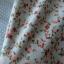 ผ้าคอตตอนไทย 100% 1/4 ม.(50x55ซม.) ลายดอกไม้ พื้นสีฟ้า thumbnail 2
