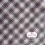 ผ้าคอตตอนไทย 100% 1/4 ม.(50x55ซม.) ผ้าลายตารางโทนสีน้ำตาล thumbnail 1