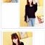 เสื้อไหมพรมเกาหลี ใส่เก๋ นุ่มสบาย เหมือนเพื่อนคู่ใจสำหรับสาวๆ thumbnail 8