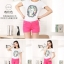 กางเกงขาสั้นแฟชั่นสุภาพสตรี สีสันสดใส ใส่ชิลๆ ได้ทุกวัน สีสันจัดจ้านโดนทุกวัย SET3 thumbnail 6