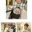 เสื้อแฟชั่นเกาหลี พิมพ์ลายกร์ตูนมิสเตอร์บีน thumbnail 4