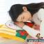 หมอนผ้าห่ม ลายกระต่าย Molang สีเหลือง มีหูหิ้ว ++ หมดค่ะ ++ thumbnail 2