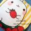 หมอนผ้าห่ม ลายกระต่าย Molang สีเหลือง มีหูหิ้ว ++ หมดค่ะ ++ thumbnail 5