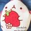 หมอนผ้าห่ม ลายกระต่าย Molang ถือสตรอเบอร์รี่ สีชมพู ## พร้อมส่งค่ะ ## thumbnail 4