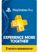 PSN Plus US 3 month ( PlayStation Plus US 3 month )