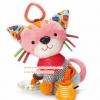 ตุ๊กตาโมบายผ้า เสริมพัฒนาการ แมวสีชมพู SKP Baby รุ่น BANDANA BUDDIES activity toy