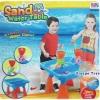 โต๊ะเล่นน้ำ โต๊ะเล่นทราย พร้อมอุปกรณ์ 8805A