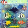 ชุดสัตว์ทะเลสวยงาม 12 ตัว (DB9803C)